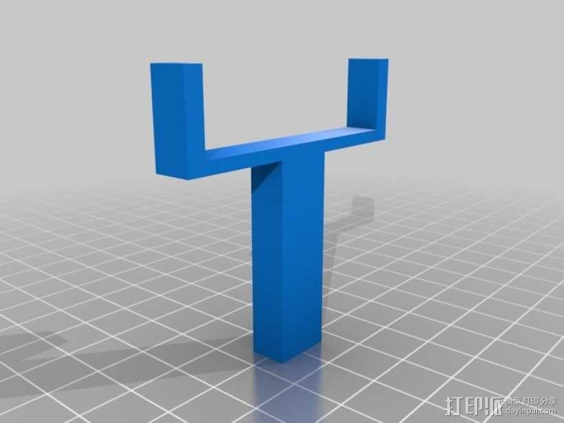 Obi-Wan Kenobi的光剑 3D模型  图5