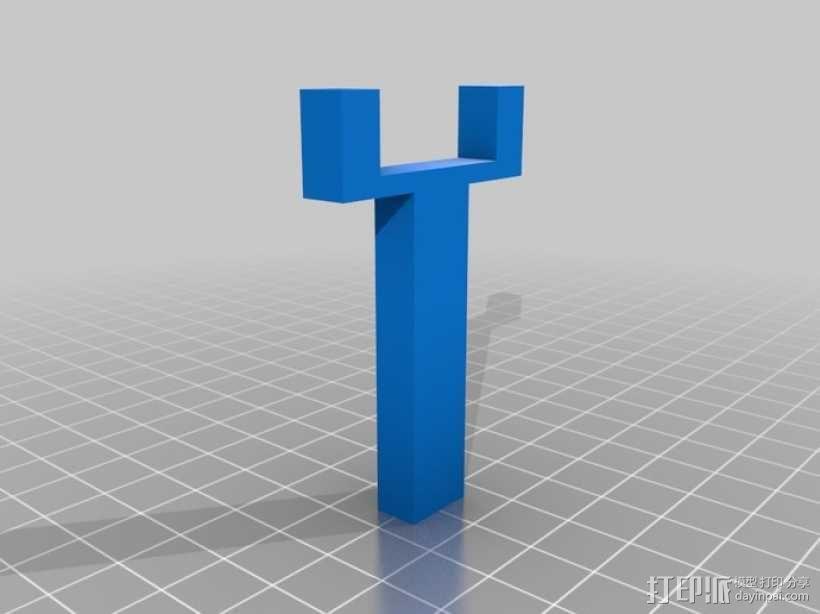 Obi-Wan Kenobi的光剑 3D模型  图10