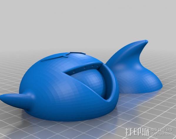 小幽灵 超级玛丽 3D模型  图5