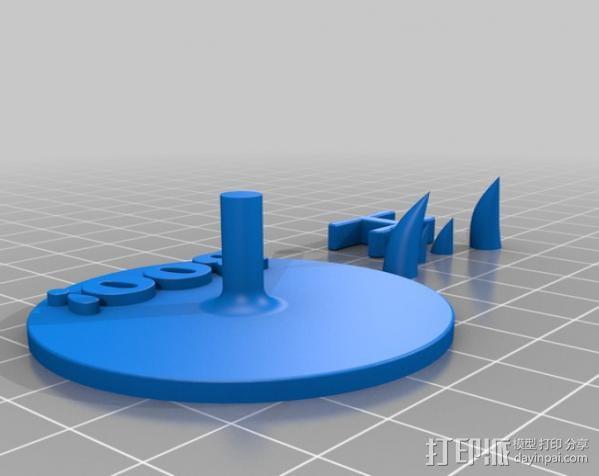 小幽灵 超级玛丽 3D模型  图7