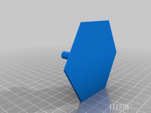 安卓机器人 3D模型  图2