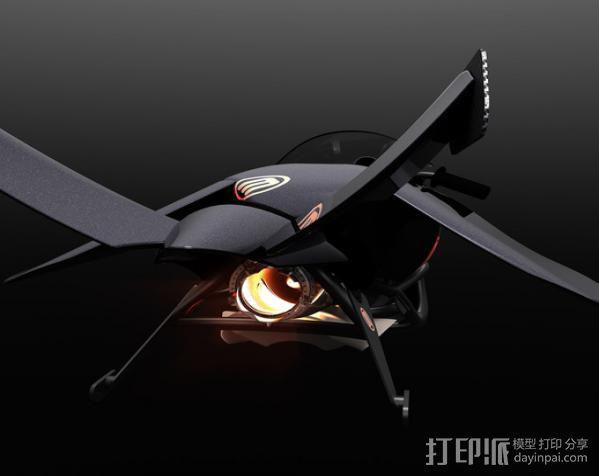 未来机车 3D模型  图5