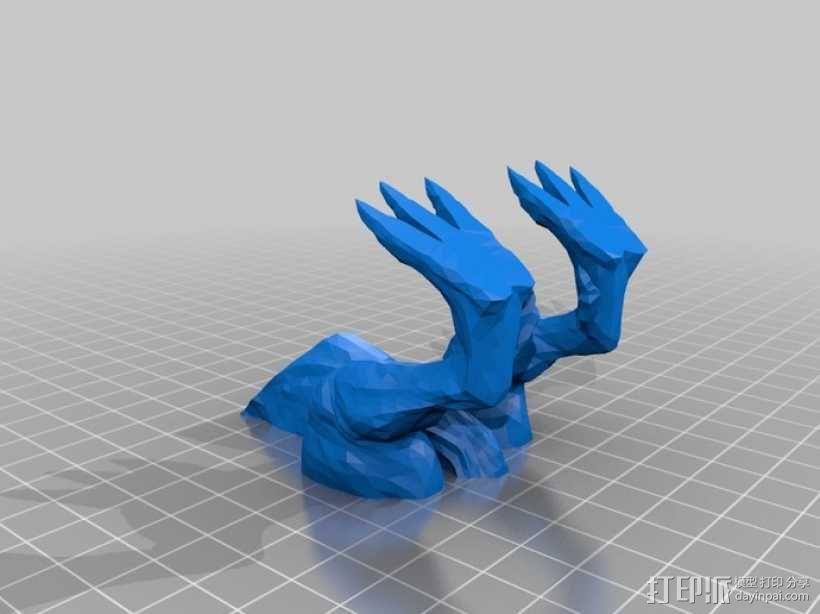 霸王龙 3D模型  图6