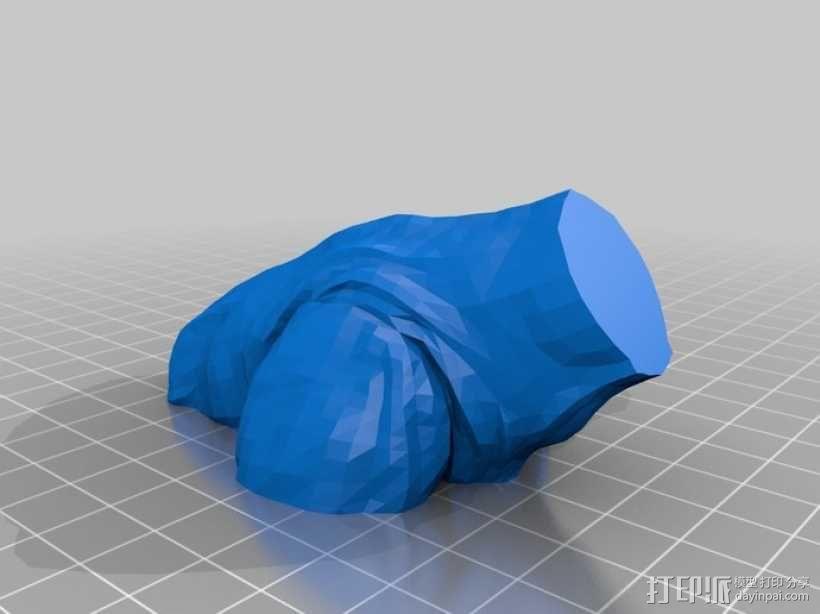 霸王龙 3D模型  图8