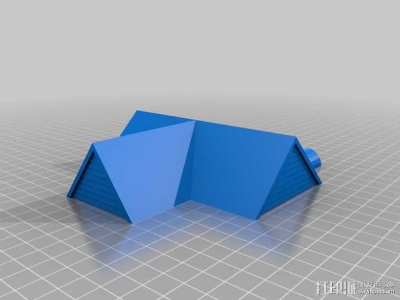 Lorain洛雷恩的房子 3D模型  图4