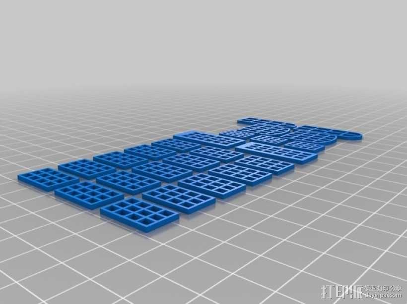 Lorain洛雷恩的房子 3D模型  图5