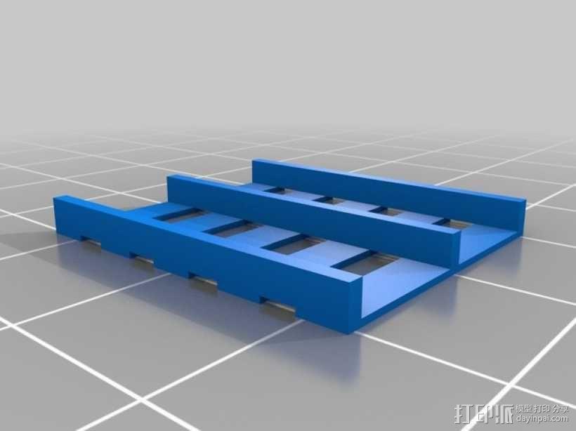 货板 托盘  3D模型  图1