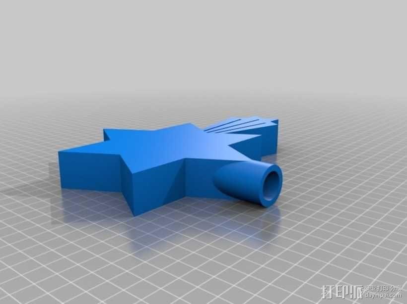 游戏人物夜灯 3D模型  图7