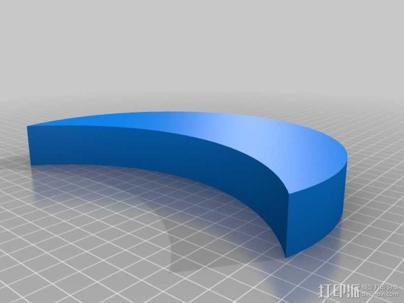 游戏人物夜灯 3D模型  图8
