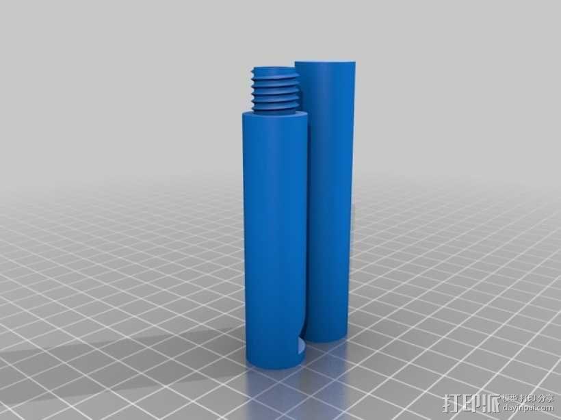 游戏人物夜灯 3D模型  图10