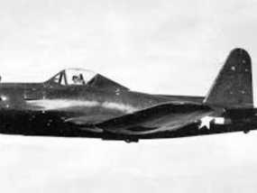 Ryan FR-1火球战斗机  3D模型