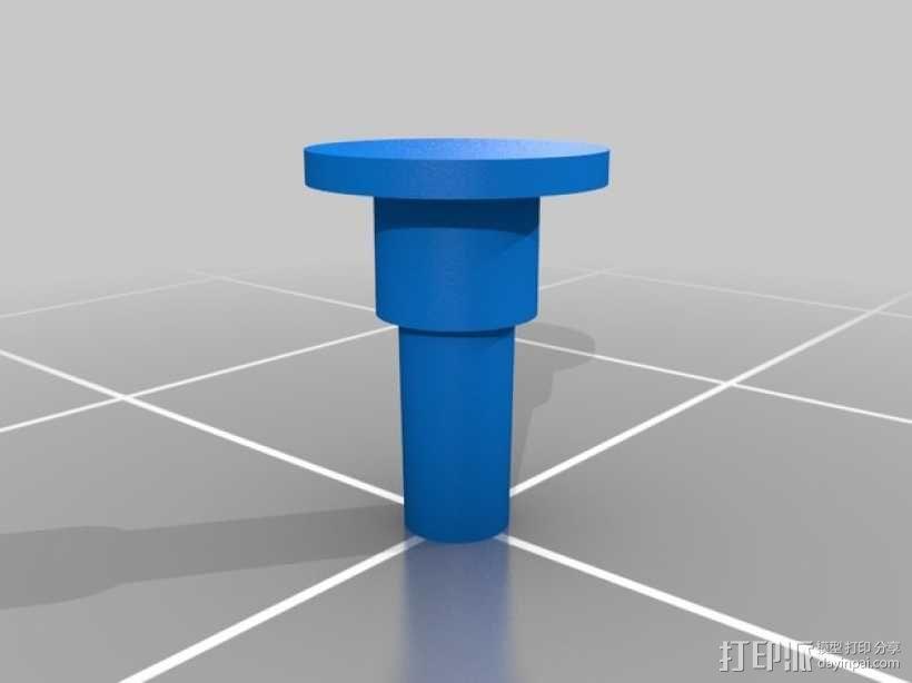 漏斗车 3D模型  图4