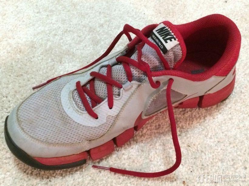 运动鞋 3D模型  图3
