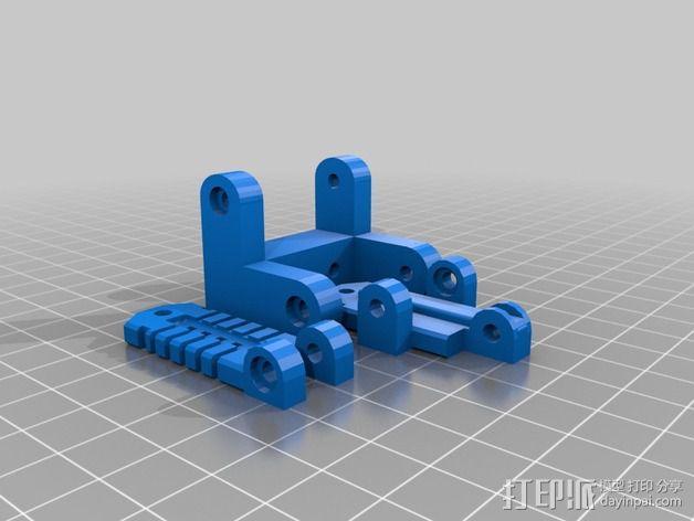假肢 手  3D模型  图10