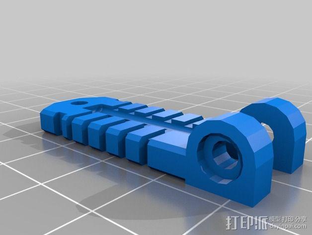 假肢 手  3D模型  图13