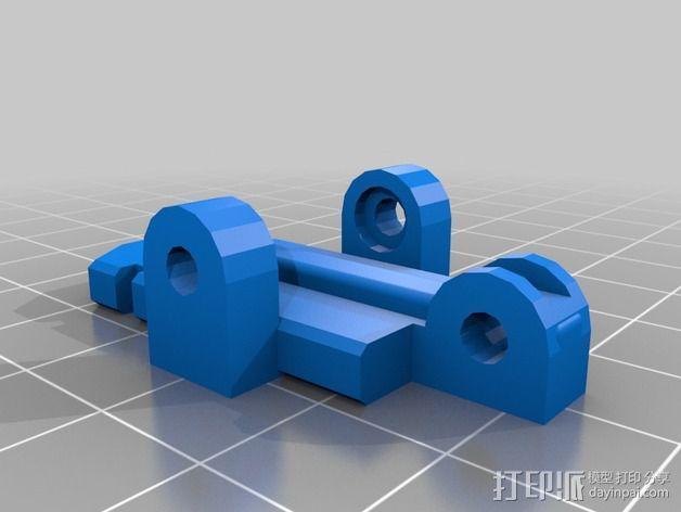 假肢 手  3D模型  图11