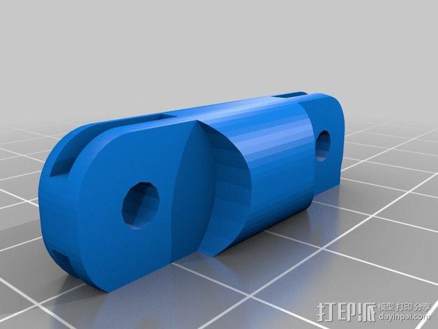 假肢 手  3D模型  图17