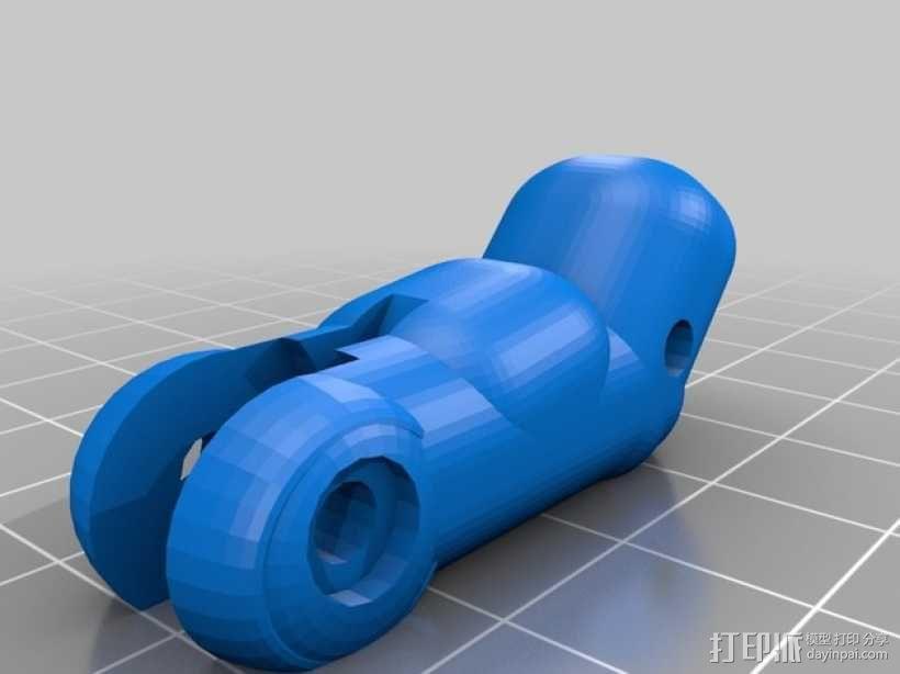 假肢 手  3D模型  图20