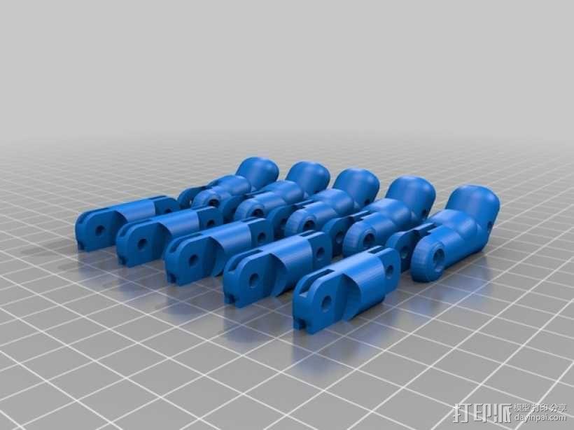 假肢 手  3D模型  图21