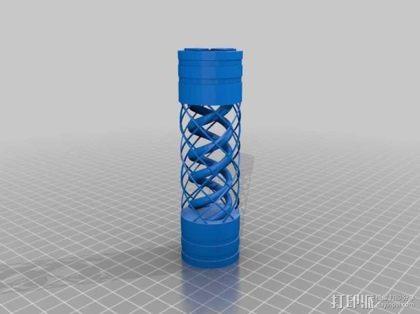 T-Virus病毒模型 3D模型  图1