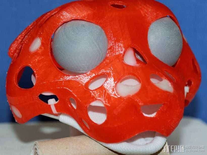 玩偶头部支撑架 3D模型  图5