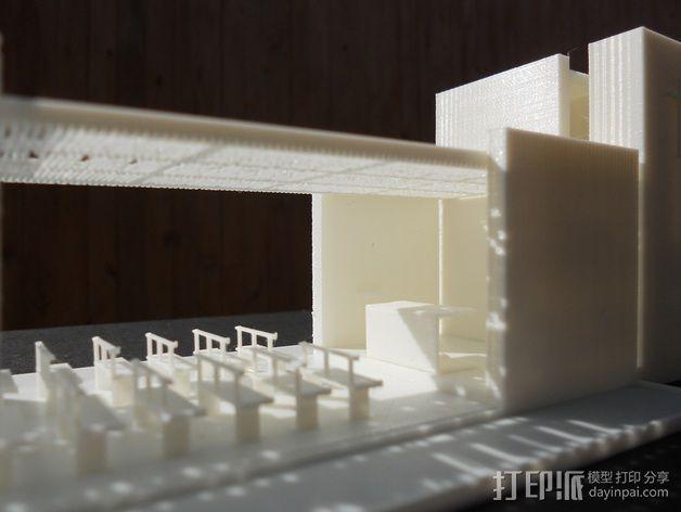 拉格罗萨教堂 3D模型  图1