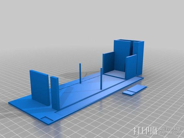 拉格罗萨教堂 3D模型  图2