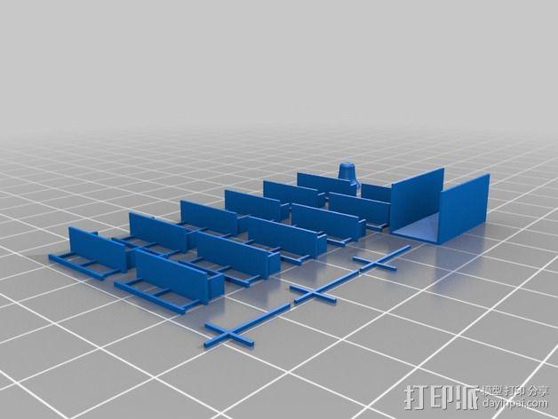 拉格罗萨教堂 3D模型  图3