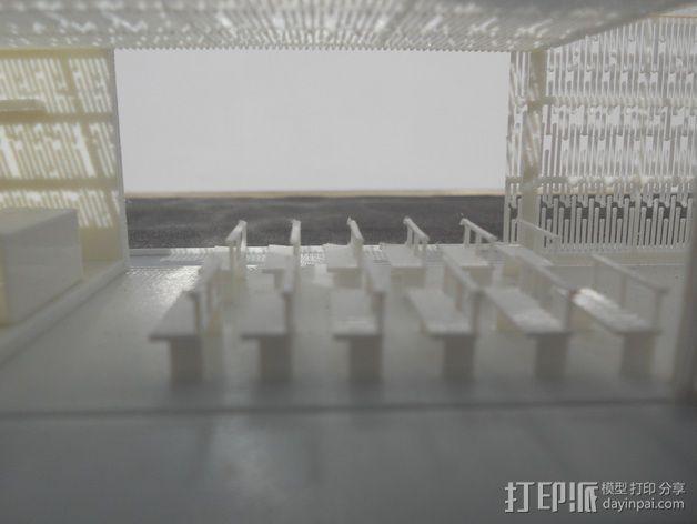 拉格罗萨教堂 3D模型  图5