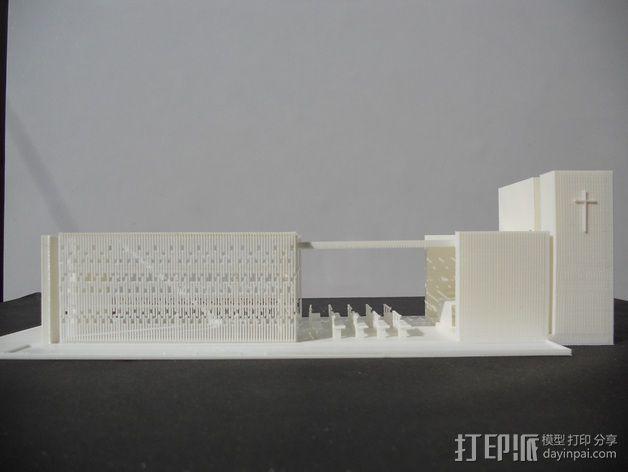 拉格罗萨教堂 3D模型  图6