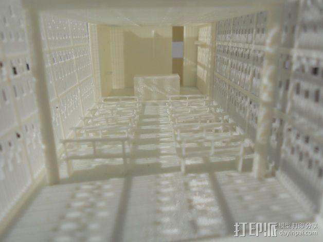 拉格罗萨教堂 3D模型  图7