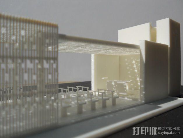 拉格罗萨教堂 3D模型  图11