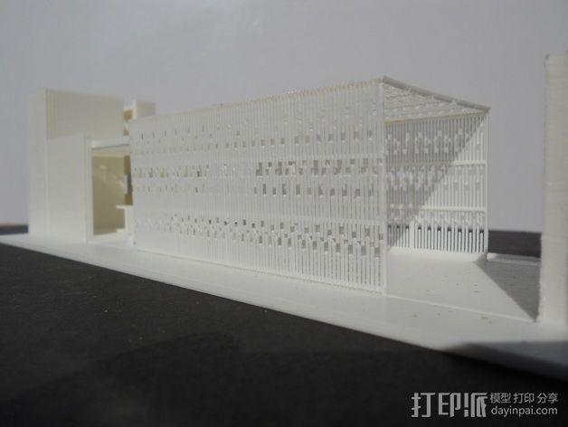 拉格罗萨教堂 3D模型  图12