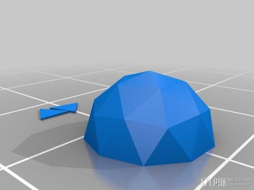 模块化月球基地 3D模型  图9