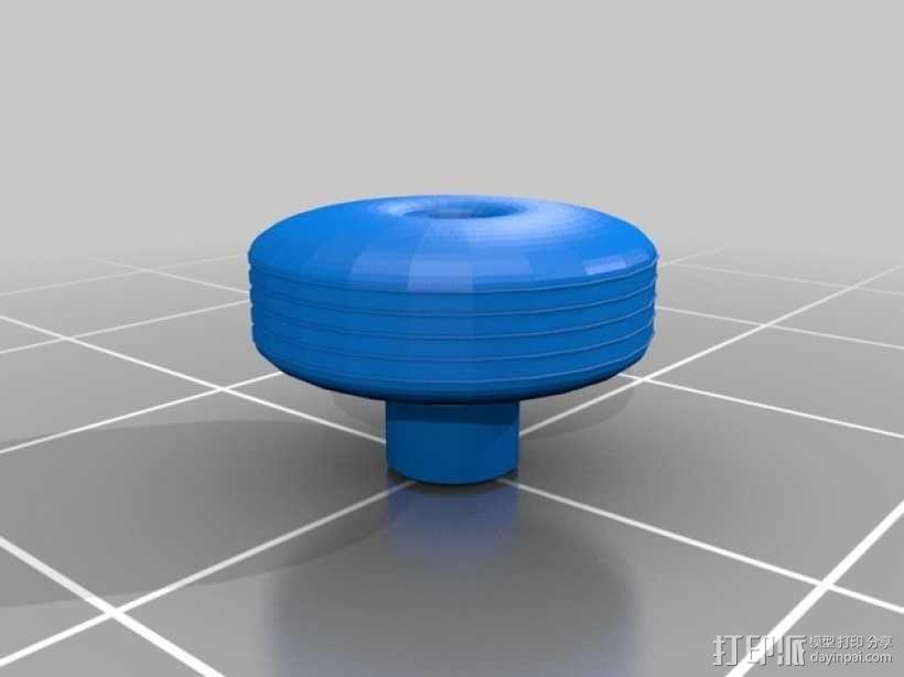 模块化月球基地 3D模型  图8