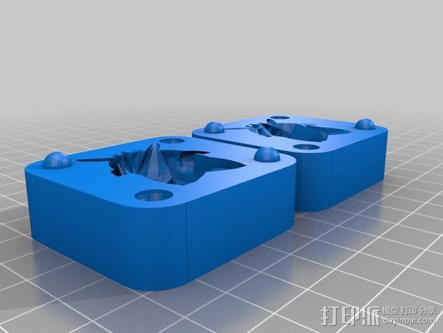 Gengar耿鬼模具 3D模型  图2