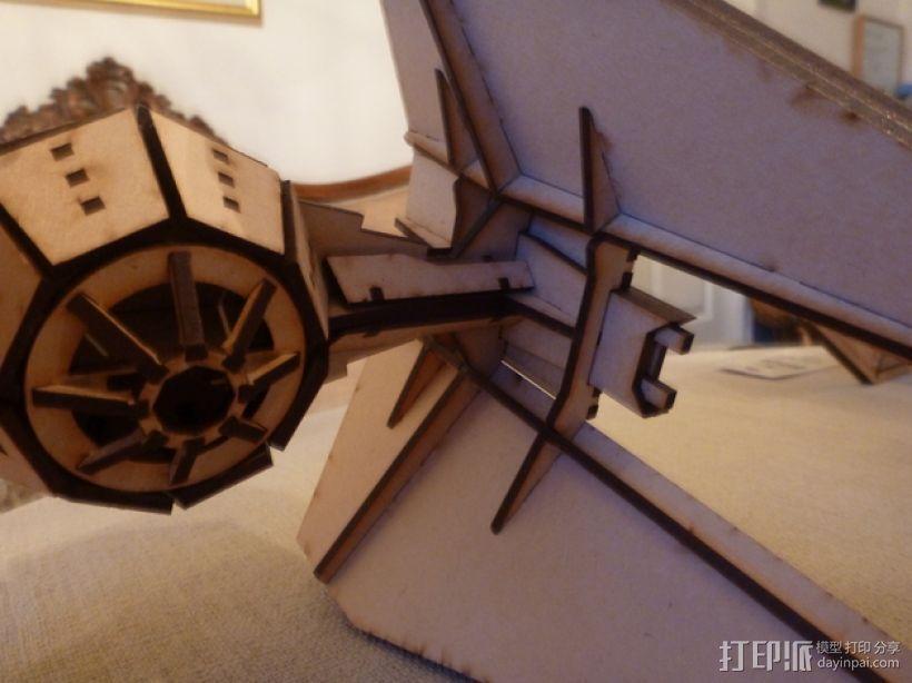 钛战机  3D模型  图1