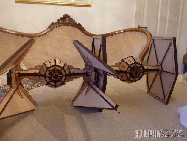 钛战机  3D模型  图5