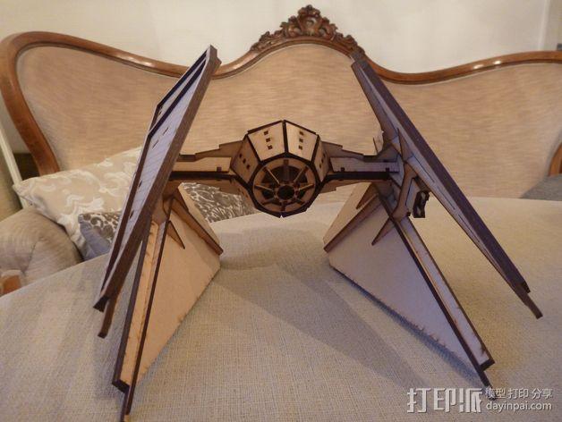 钛战机  3D模型  图7