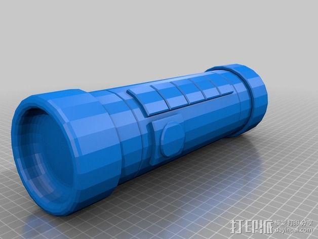 星球大战热能炸弹 3D模型  图1