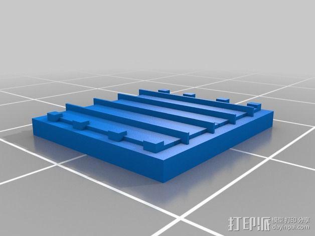 集装箱 3D模型  图9