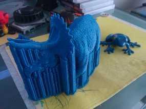 三角龙恐龙 3D模型