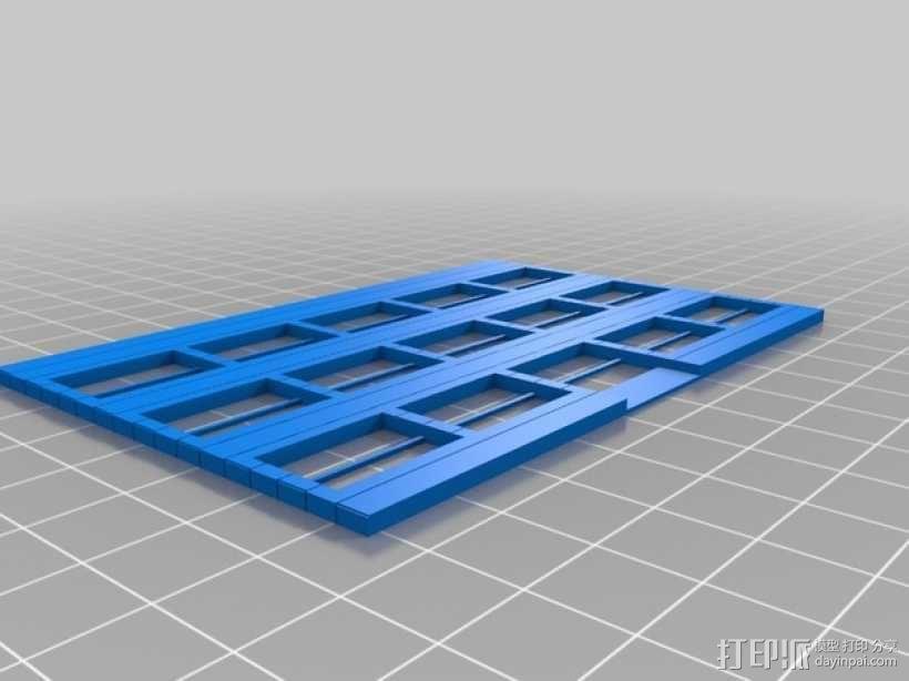 办公大楼 3D模型  图4