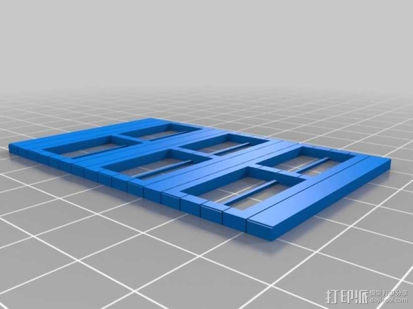 办公大楼 3D模型  图5