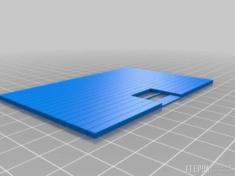 办公大楼 3D模型  图6