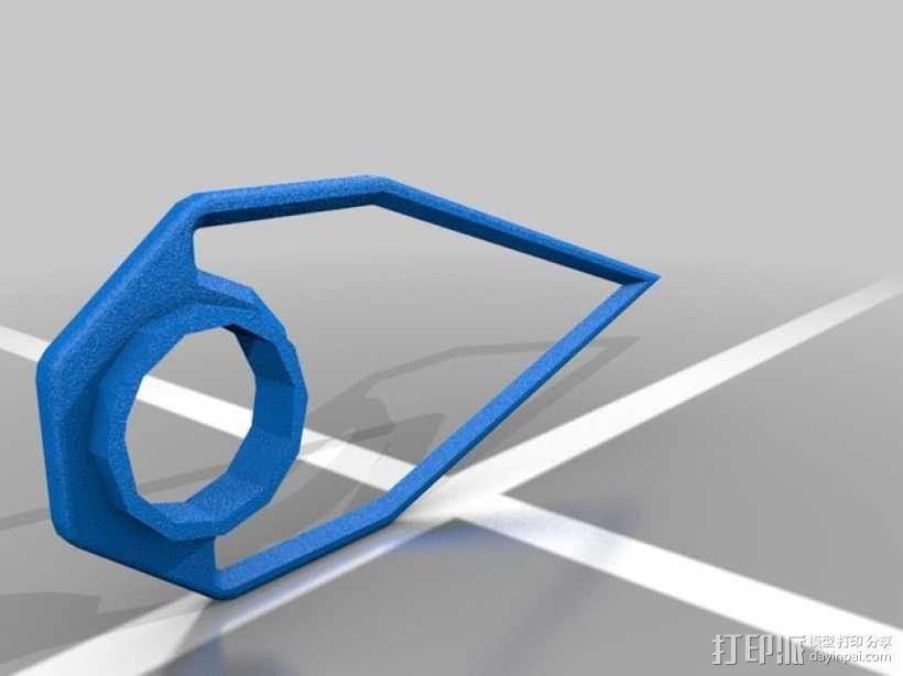 机械钟 3D模型  图18