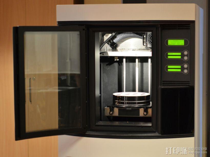 机械钟 3D模型  图34