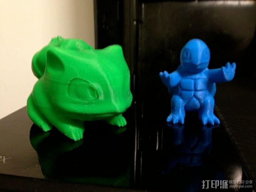 妙蛙种子 3D模型  图4