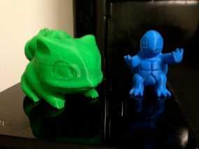 妙蛙种子 3D模型