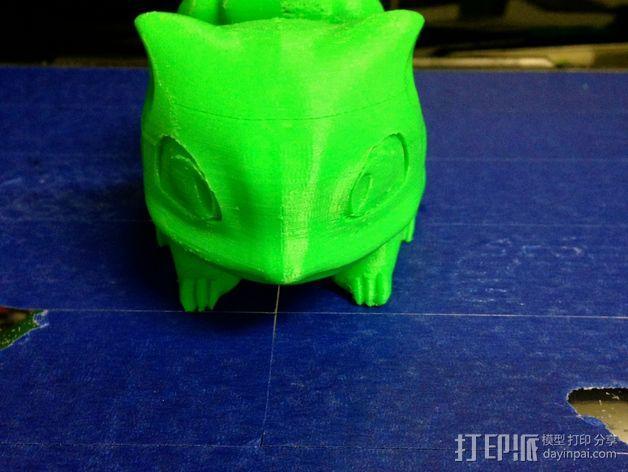 妙蛙种子 3D模型  图6